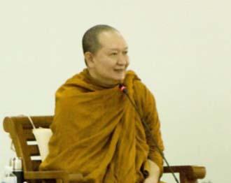 หลวงพ่อปราโมทย์ ปาโมชฺโช สวนสันติธรรม ศรีราชา ชลบุรี